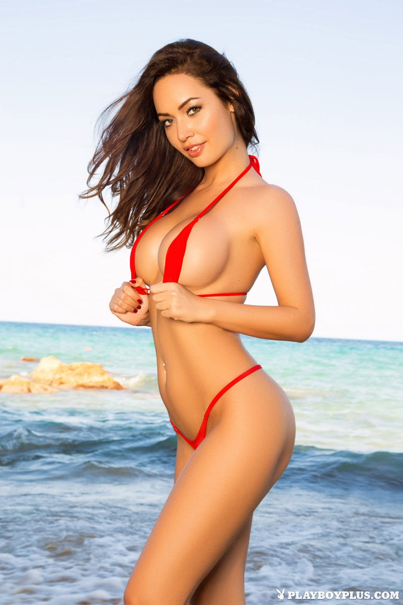adrienn-levai-red-bikini-seaside-playboy-01