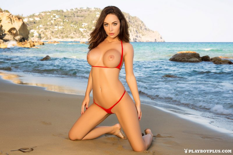 adrienn-levai-red-bikini-seaside-playboy-03