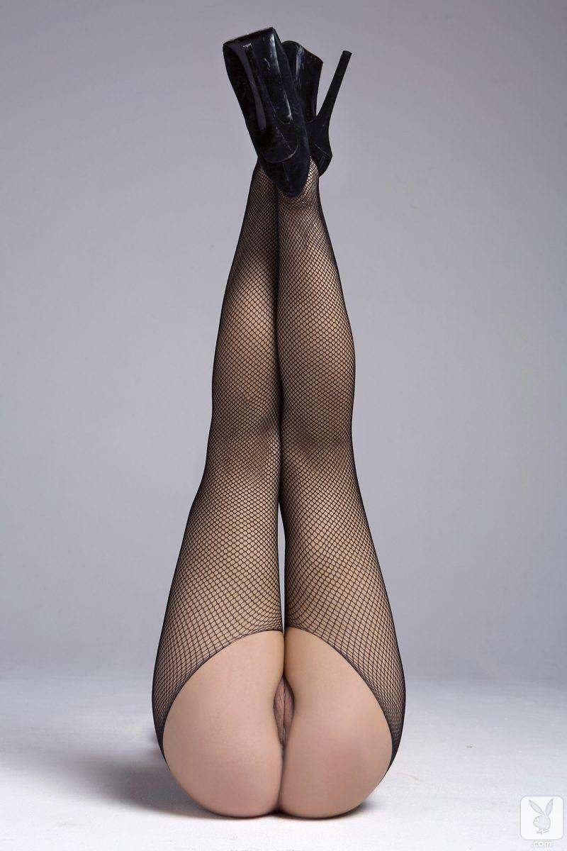 alessandra-iltis-nude-fishnet-pantyhose-playboy-12