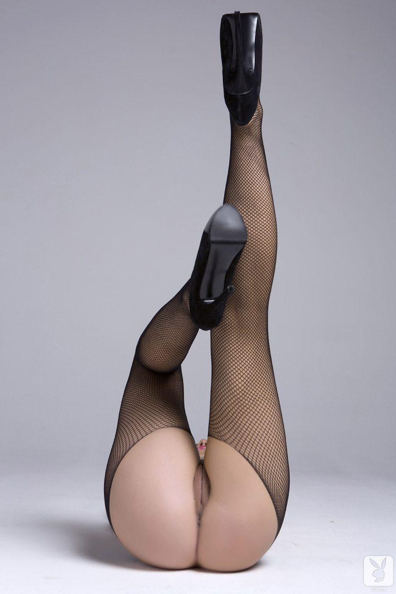 alessandra-iltis-nude-fishnet-pantyhose-playboy-13