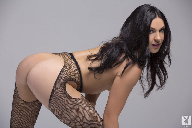 alessandra-iltis-nude-fishnet-pantyhose-playboy-16