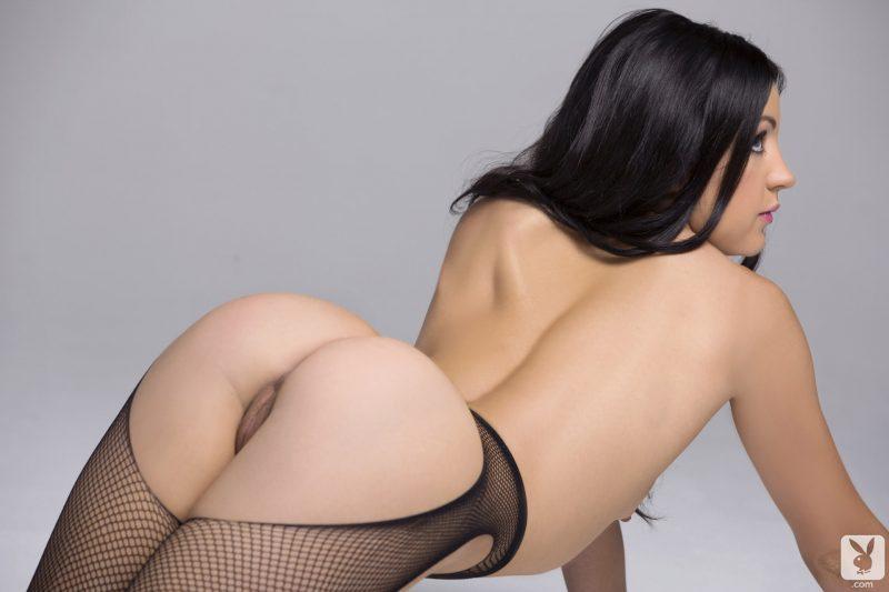 alessandra-iltis-nude-fishnet-pantyhose-playboy-19