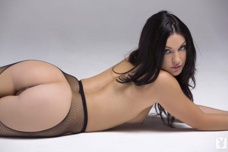 alessandra-iltis-nude-fishnet-pantyhose-playboy-20