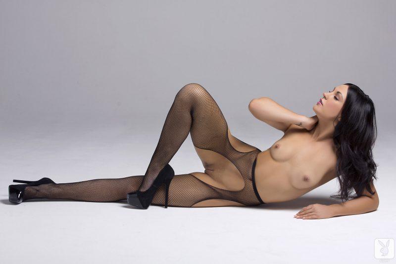 alessandra-iltis-nude-fishnet-pantyhose-playboy-21