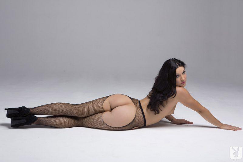 alessandra-iltis-nude-fishnet-pantyhose-playboy-23