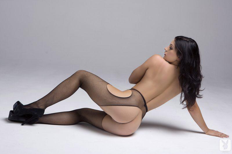 alessandra-iltis-nude-fishnet-pantyhose-playboy-24