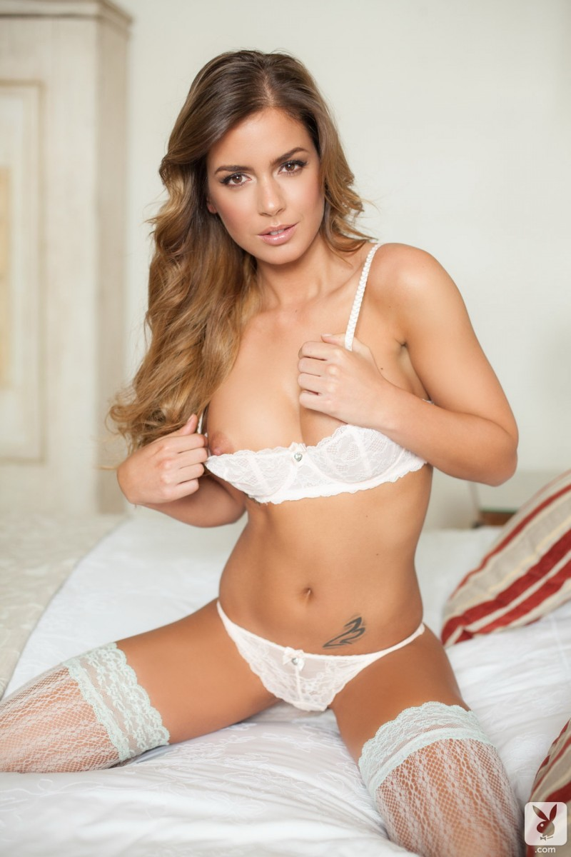 szandra-white-lingerie-stockings-naked-playboy-05