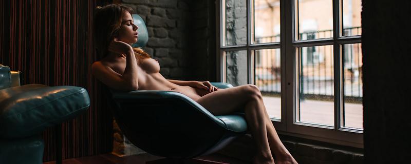 Alexandra Smelova by Dmitriy Bugaenko