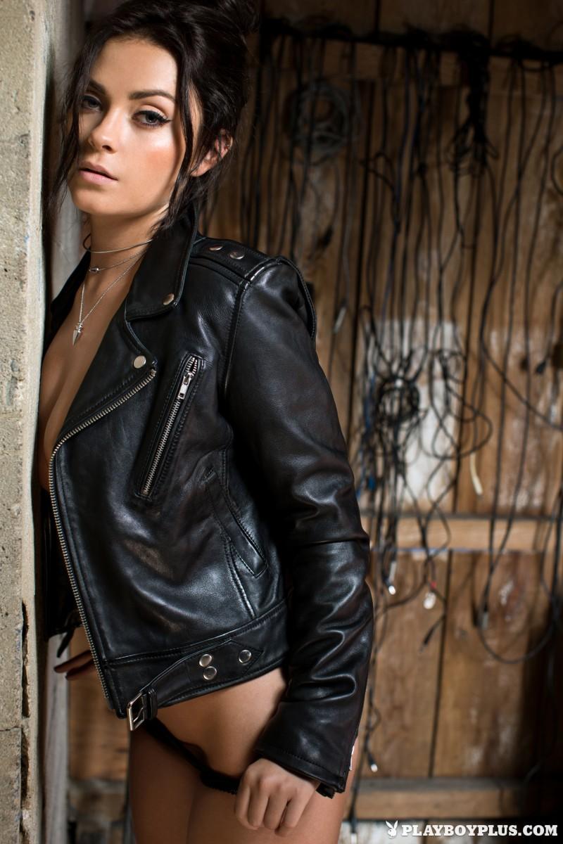 alexandra-tyler-black-leather-jacket-playboy-07