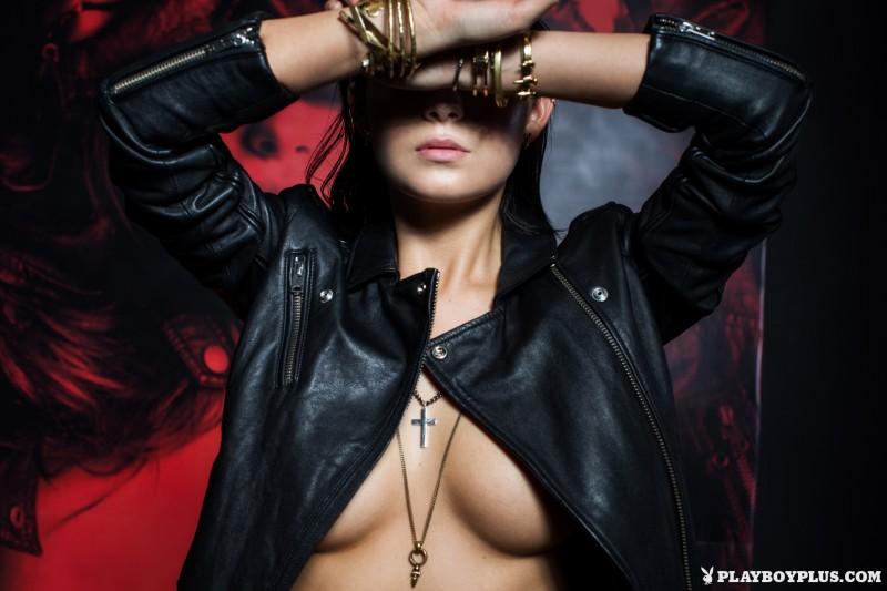 alexandra-tyler-black-leather-jacket-playboy-14