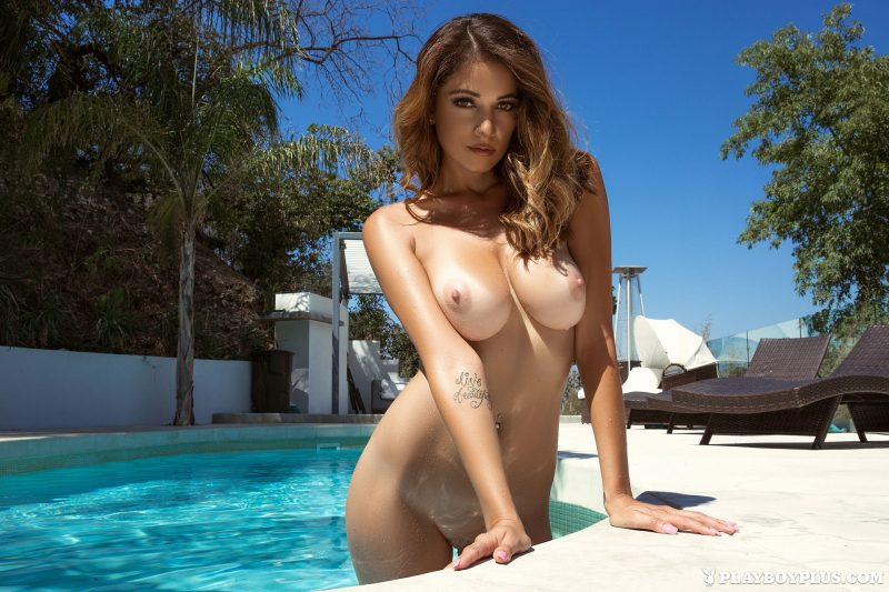 ali-rose-bikini-boobs-pool-nude-playboy-12