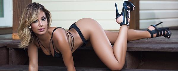 Alisette Rodriguez in bikini