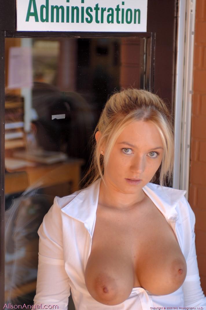 alison-angel-schoolgirl-grey-socks-nude-18
