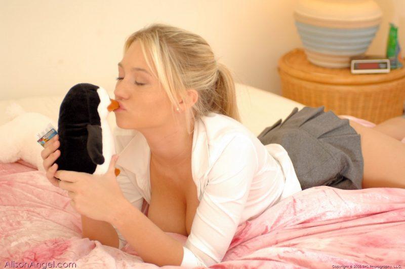 alison-angel-schoolgirl-grey-socks-nude-27