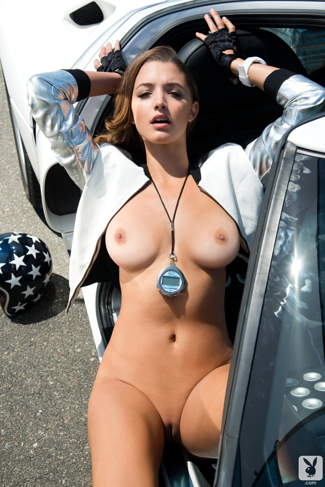 Hot blonde latina naked