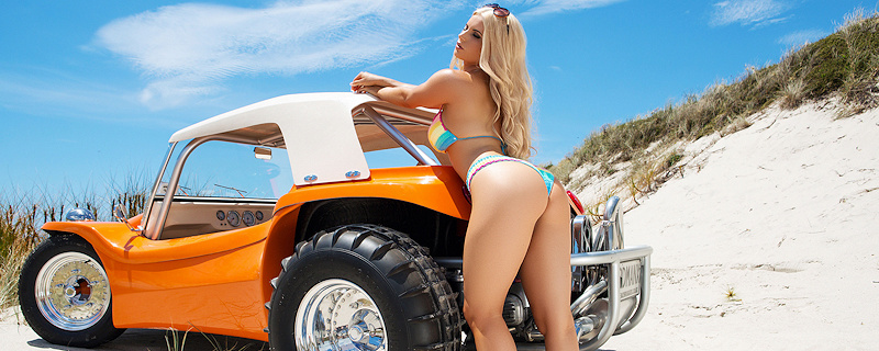Amy Lee Summers – Beach buggy