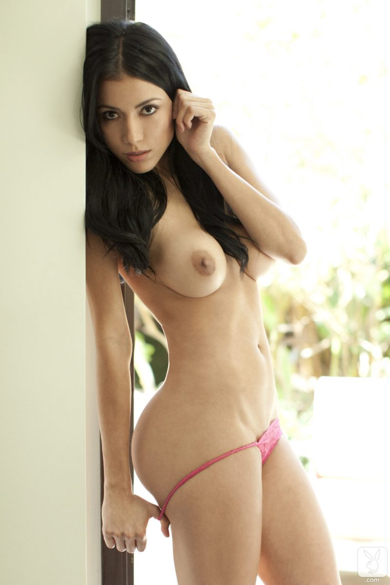 ana-ramirez-pink-lingerie-nude-playboy-21