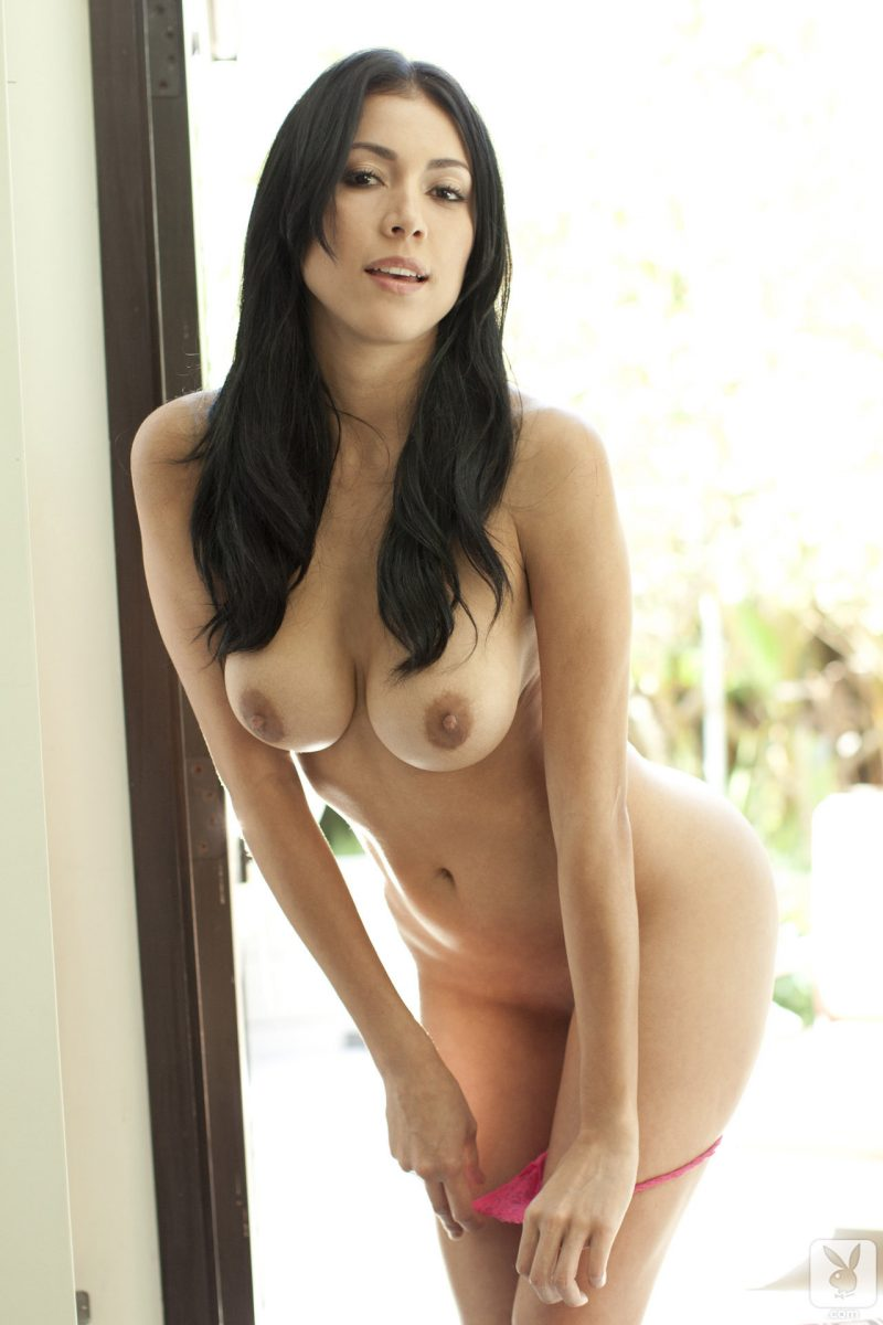 ana-ramirez-pink-lingerie-nude-playboy-22