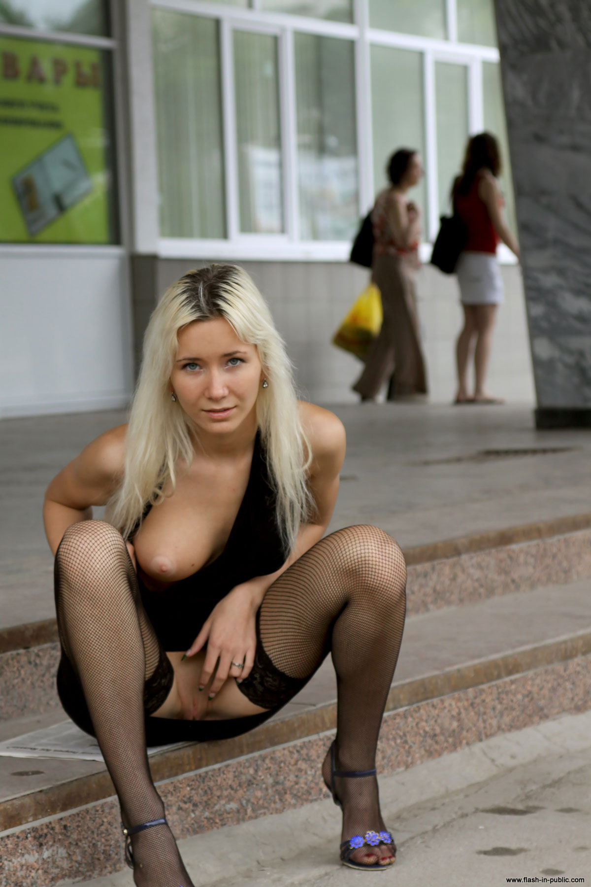 Spank slave females naked