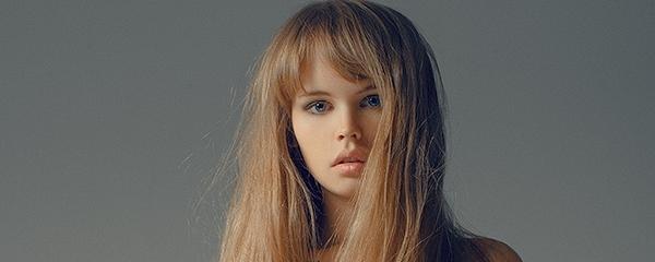 Anastasia Shcheglova by Boris Bugaev