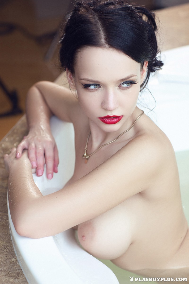 angie-brunette-bathroom-playboy-25