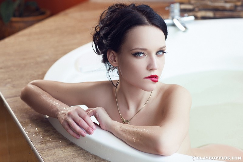 angie-brunette-bathroom-playboy-26