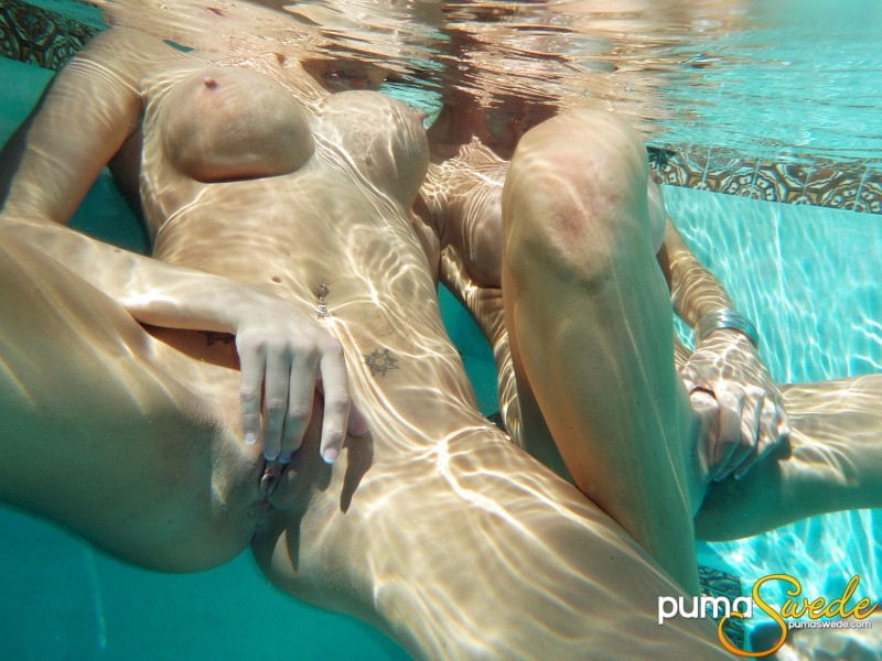 Puma Swede Pool
