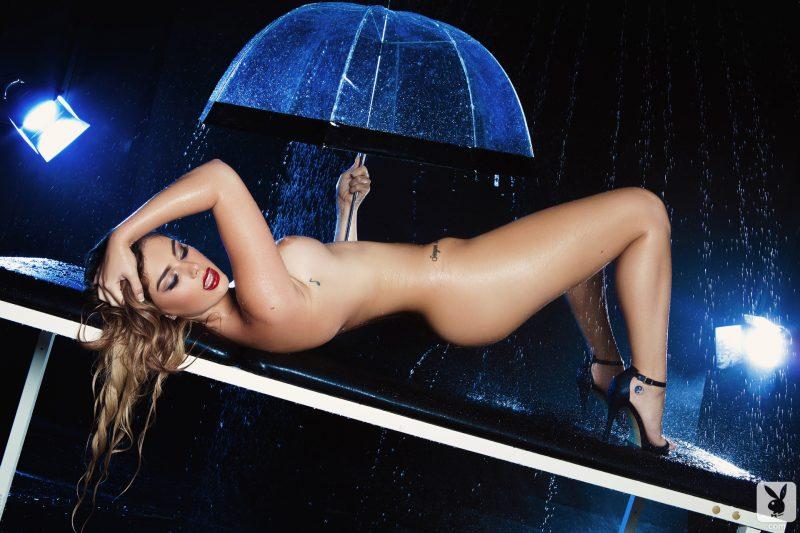 anika-shay-umbrella-rain-nude-playboy-14