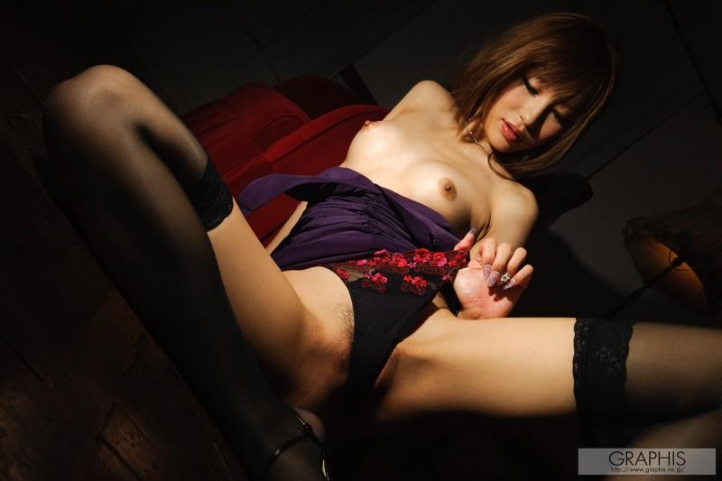 anna-anjyo-stockings-asian-nude-graphis-07