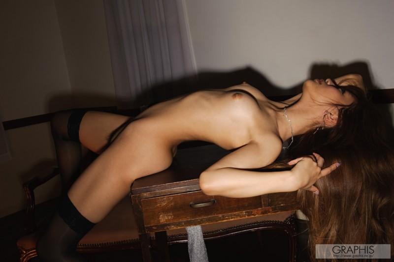 anna-anjyo-stockings-asian-nude-graphis-27