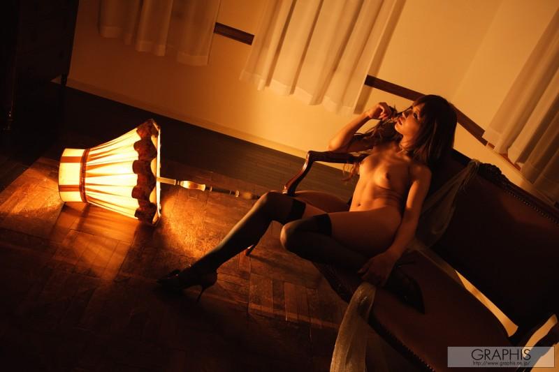 anna-anjyo-stockings-asian-nude-graphis-30