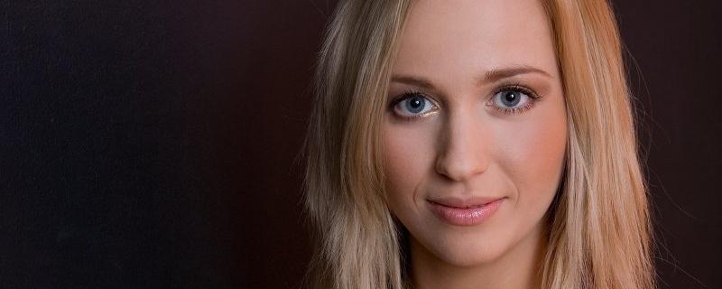 Anna Safina – Nude blonde