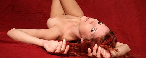 Ariel – Nude redhead