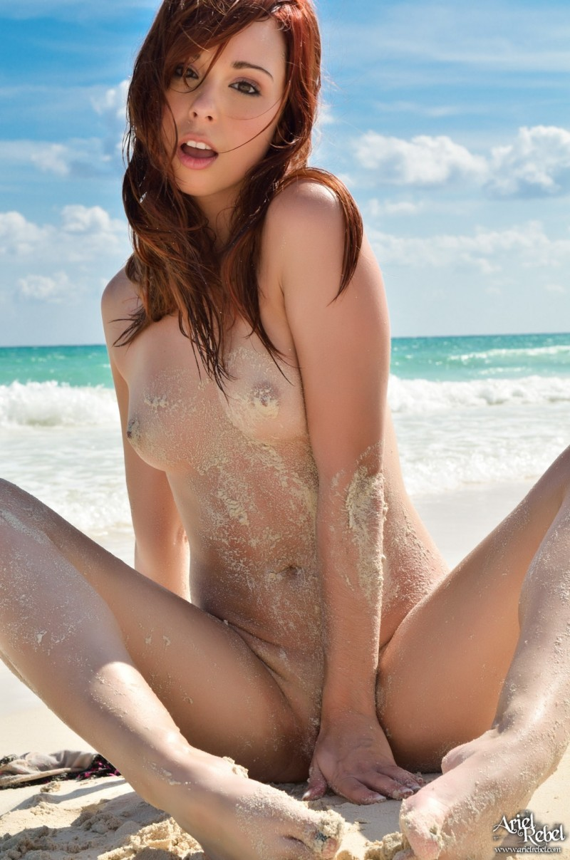 nude beach rebel Ariel