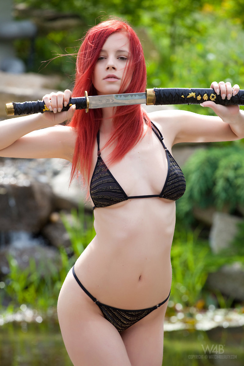 Hot redhead girls naked ariel are not