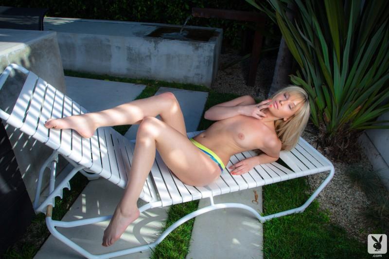 aubrey-evans-pool-blonde-naked-playboy-10
