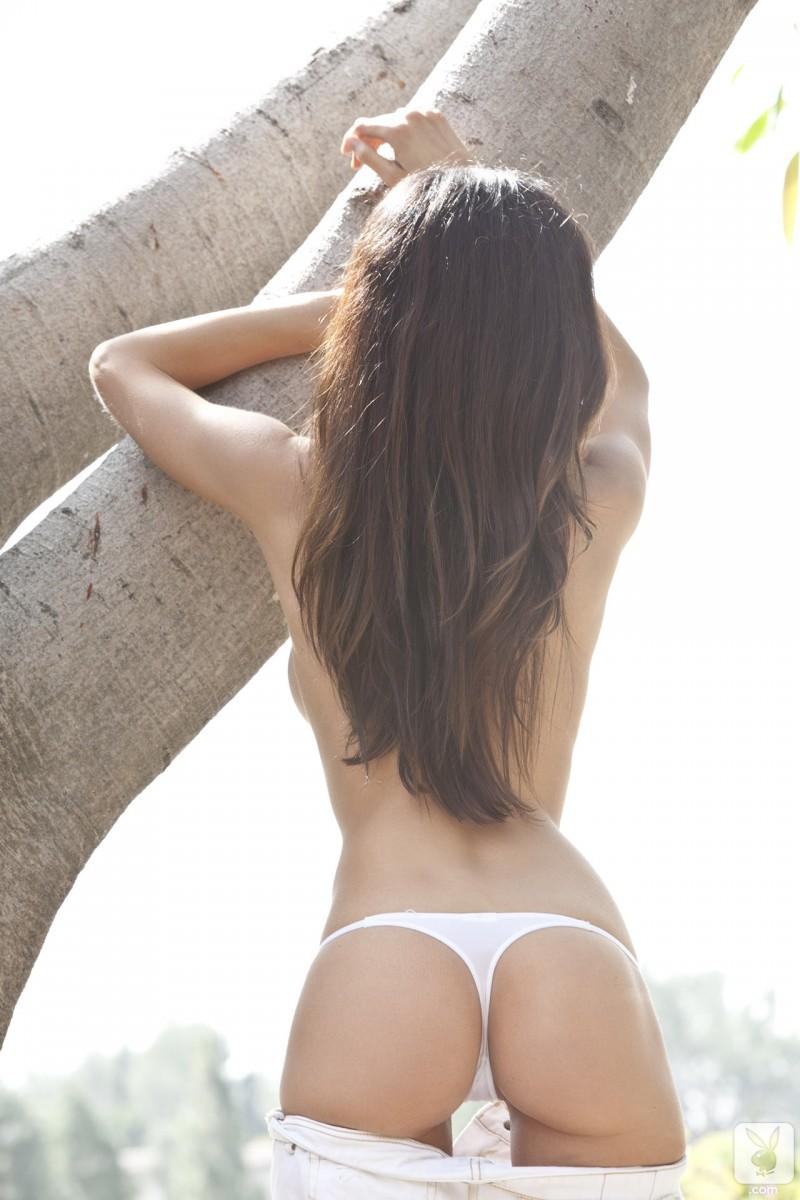 audrey-nicole-white-shorts-playboy-11