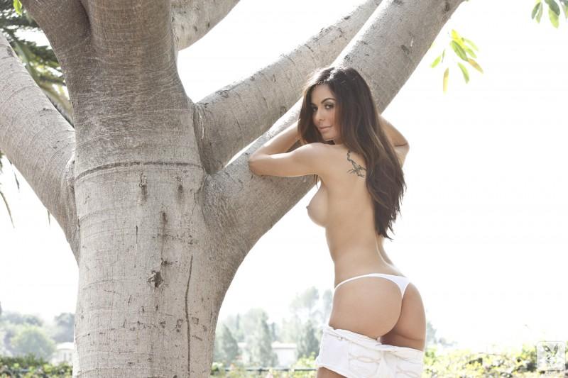 audrey-nicole-white-shorts-playboy-12