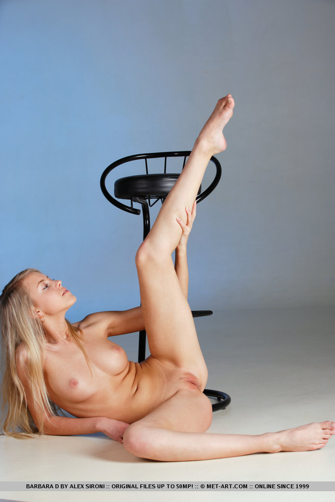 barbara-d-bar-stool-nude-blonde-metart-14