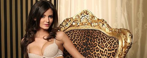 Barbara – Leopard armchair