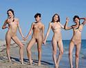 beach-quartet