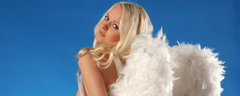 Vika – Blond angel