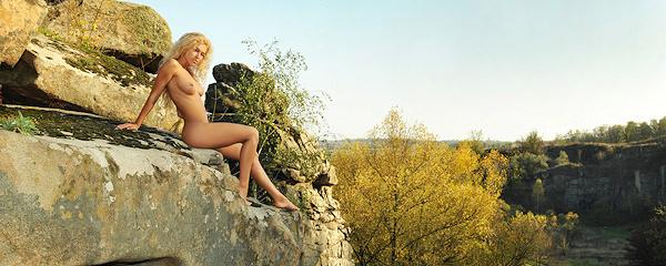 Katya Ad – Rocky environment