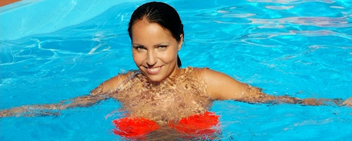 Boobs in the pool vol.2