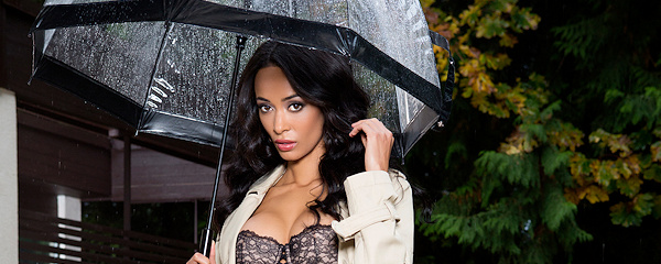 Brandi Alexander – Rainy weather