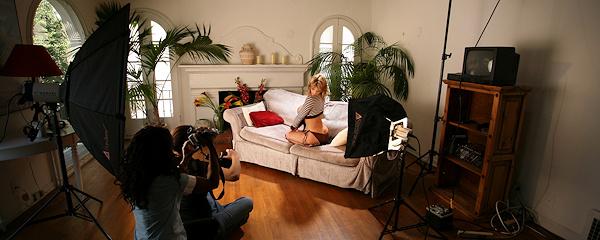 Brandy Robbins – Behind the scenes vol.2