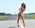 brittany-marie-naked-airfield-plane