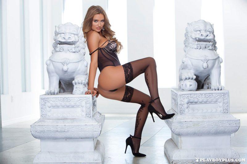 brittney-shumaker-stockings-high-heels-playboy-04