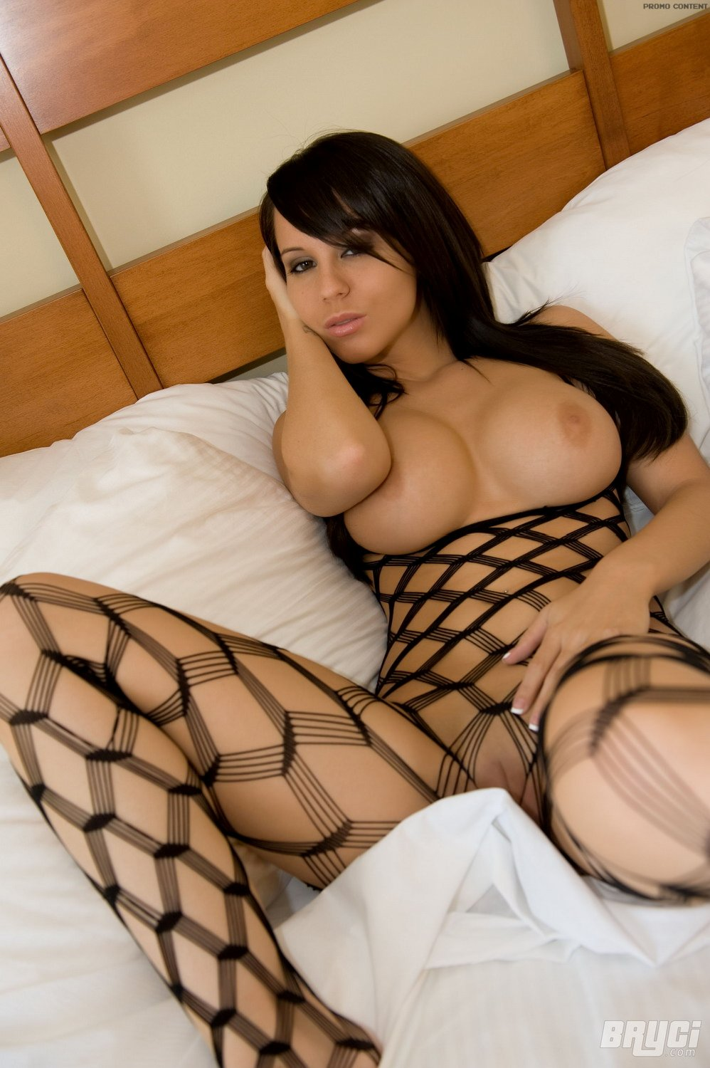 bryci-huge-boobs-bodystocking-bedroom-brunette-07