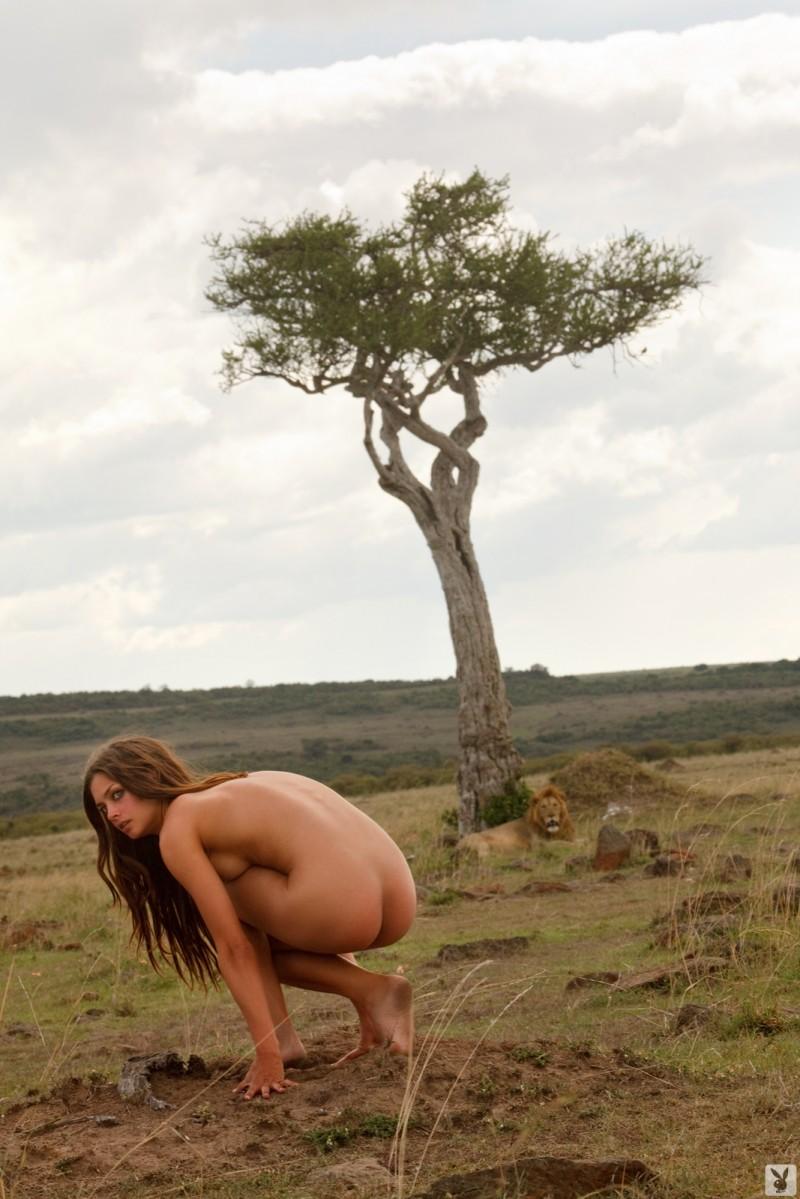 Think, Boucher nude on sofa